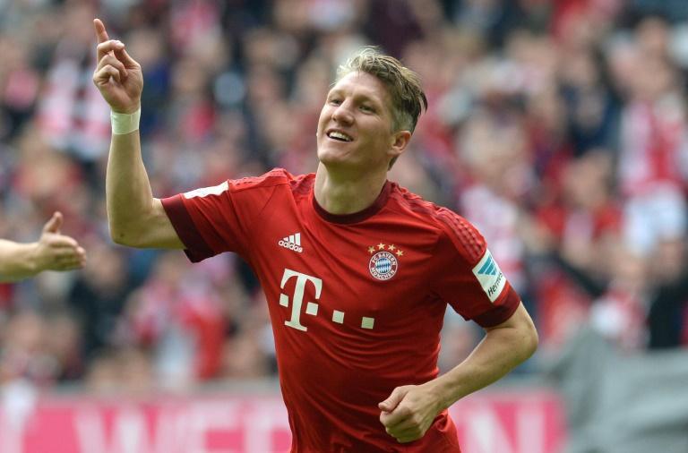 Officiel : Le Bayern Munich annonce le départ de Bastian Schweinsteiger pour Manchester United