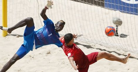 Mondial beach soccer : Al Seyni N'Diaye, héroïque... et amnésique !