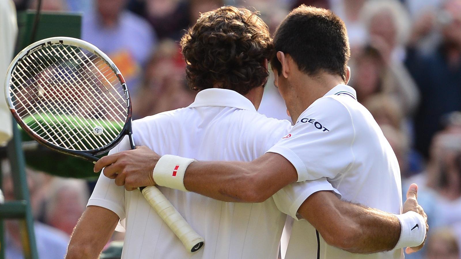 Les 10 matches inoubliables de la rivalité entre Federer et Djokovic