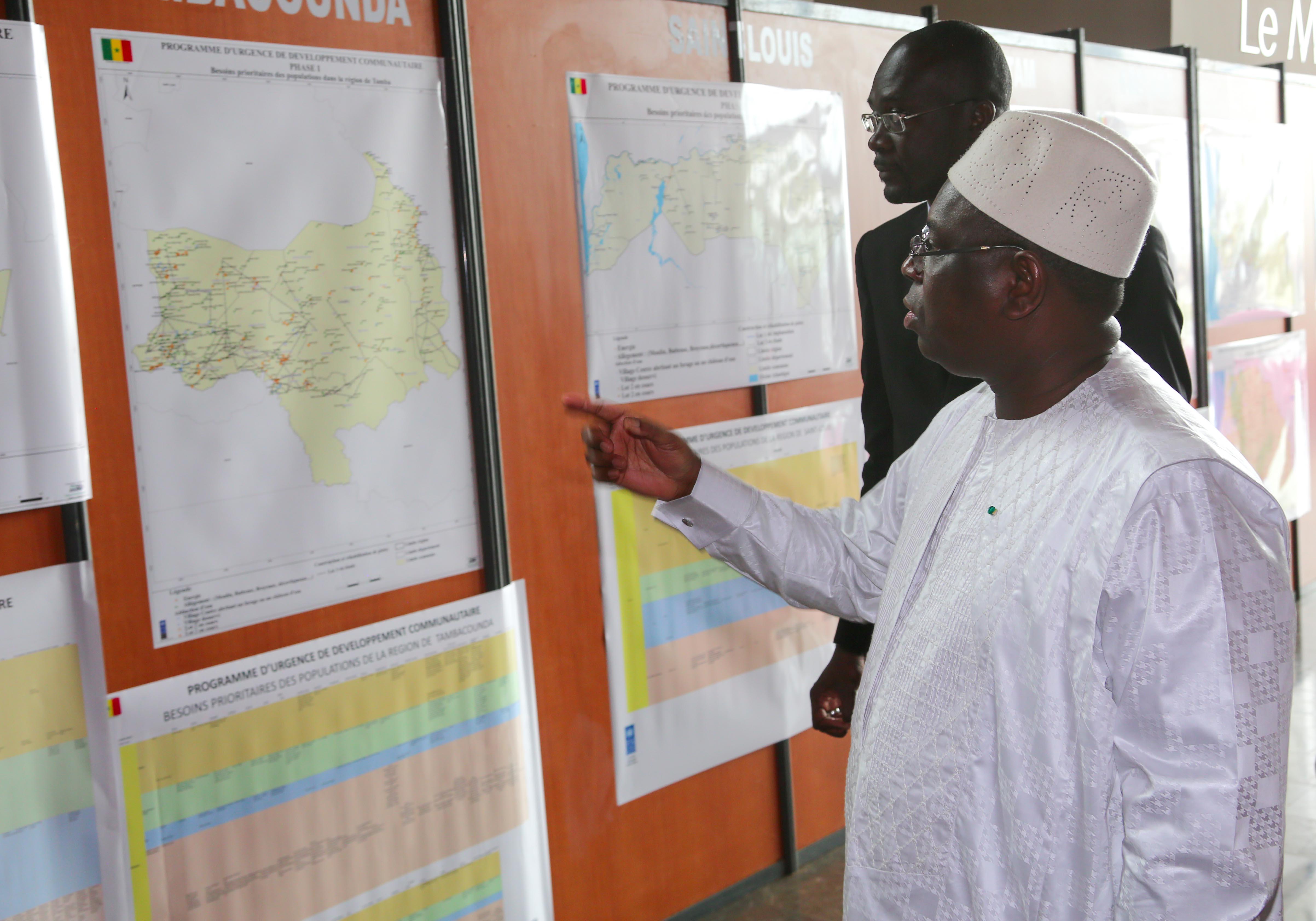 PUDC au PNUD: «Avenir Senegal Bi Nu Begg» se dit heurté