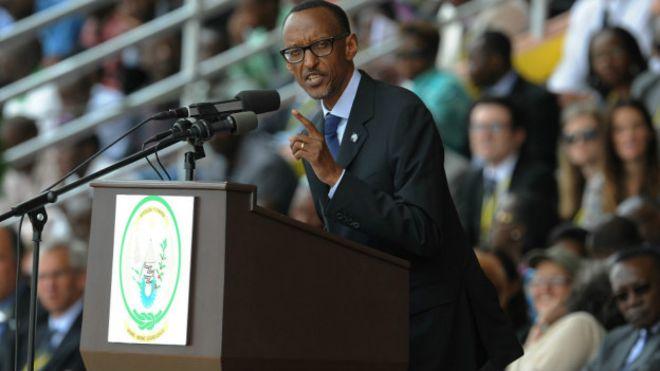 Kagamé vers un nouveau mandat