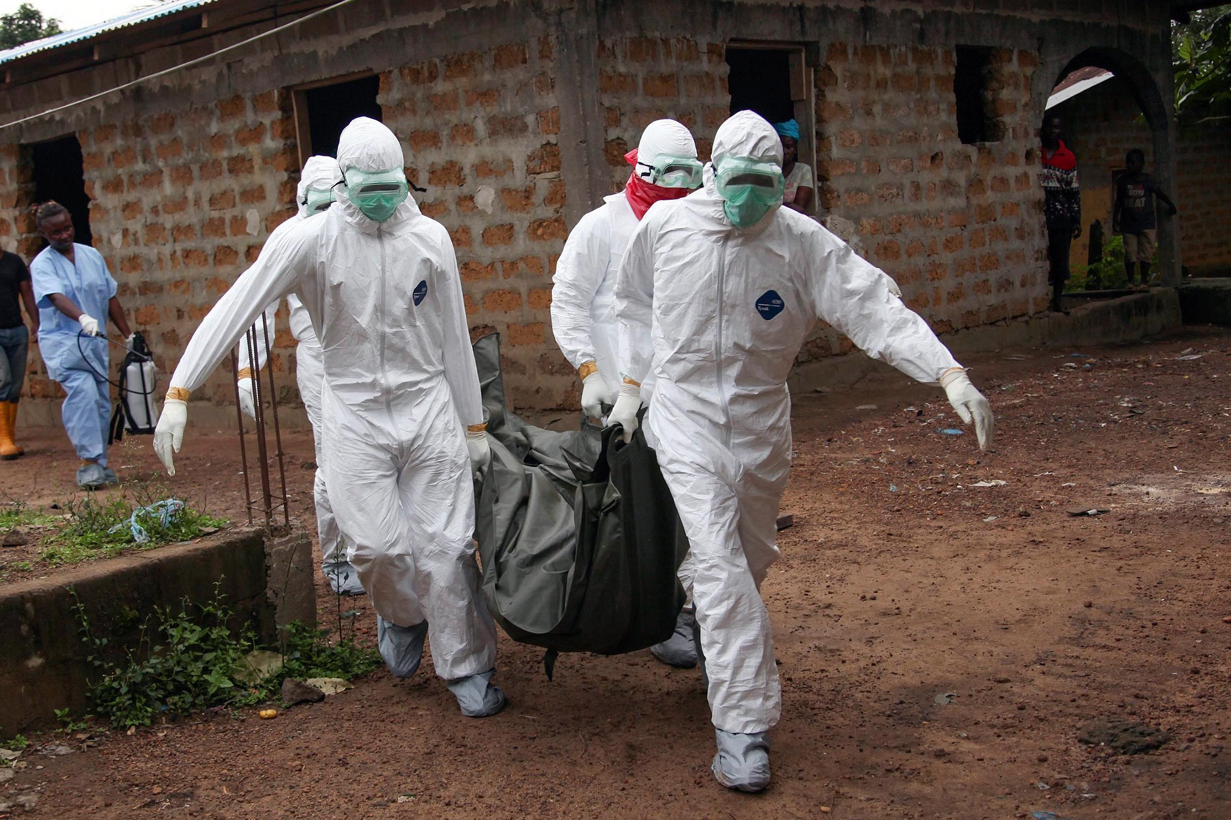 Liberia: un 2e patient mort d'Ebola depuis le retour de l'épidémie