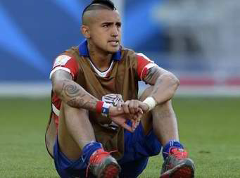 Transferts, Vidal serait proche du Bayern