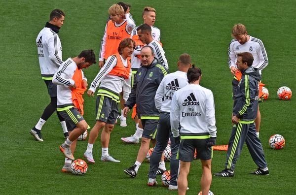 Liga : Benítez veut un Real qui défend mieux