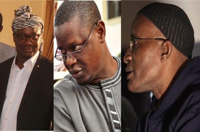 Dernière minute : Alioune Badara Fall, Mohamed Guèye et Mamadou Seck, placés sous contrôle judiciaire.