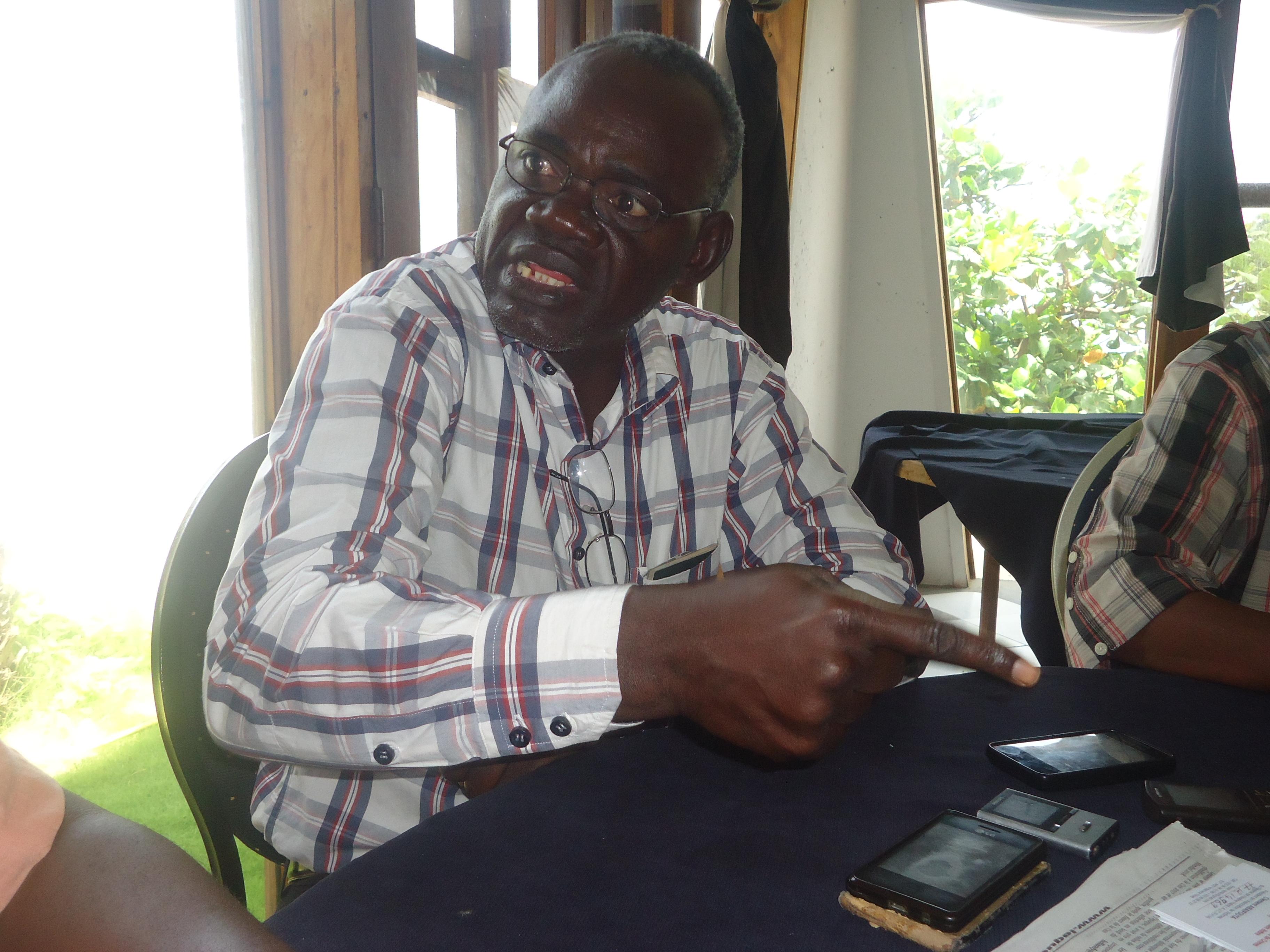 Affaire Hissène Habré- Clement Abaifouta : « Le 20 juillet sera le point d'or de ma vie »