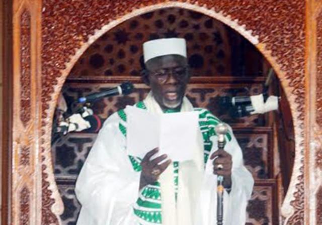 Sermon de l'Imam de la Grande mosquée : la collectivité Leboue charge l'Imam Samb