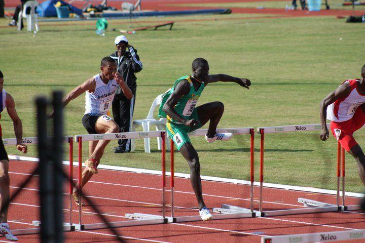 Athlétisme : Les championnats nationaux du 31 juillet au 2 août à Saint-Louis
