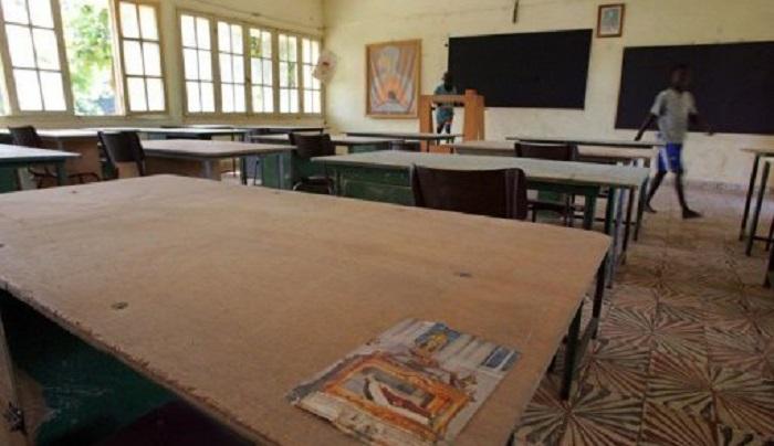 Menaces sur l'école : «Si les heures supplémentaires ne sont pas payés au soir du 31 juillet, nous… » : Grand cadre.