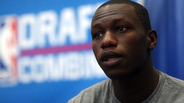 Afrobasket 2015 : son assurance payée, Gorgui Sy Dieng rejoint le groupe