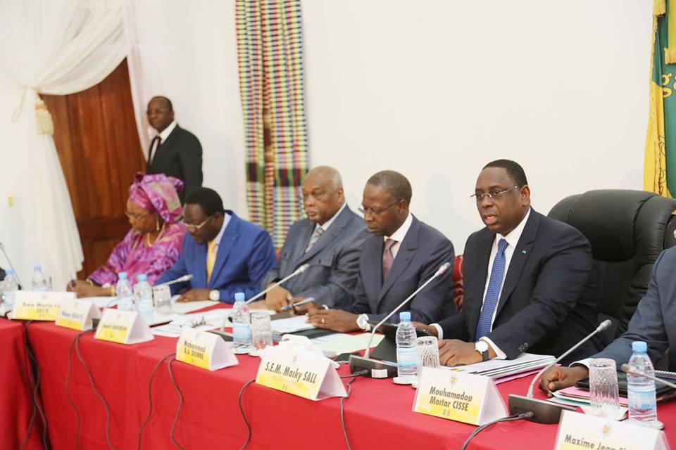Conseil des ministres du mercredi 22 juillet 2015 : du mouvement dans la diplomatie sénégalaise