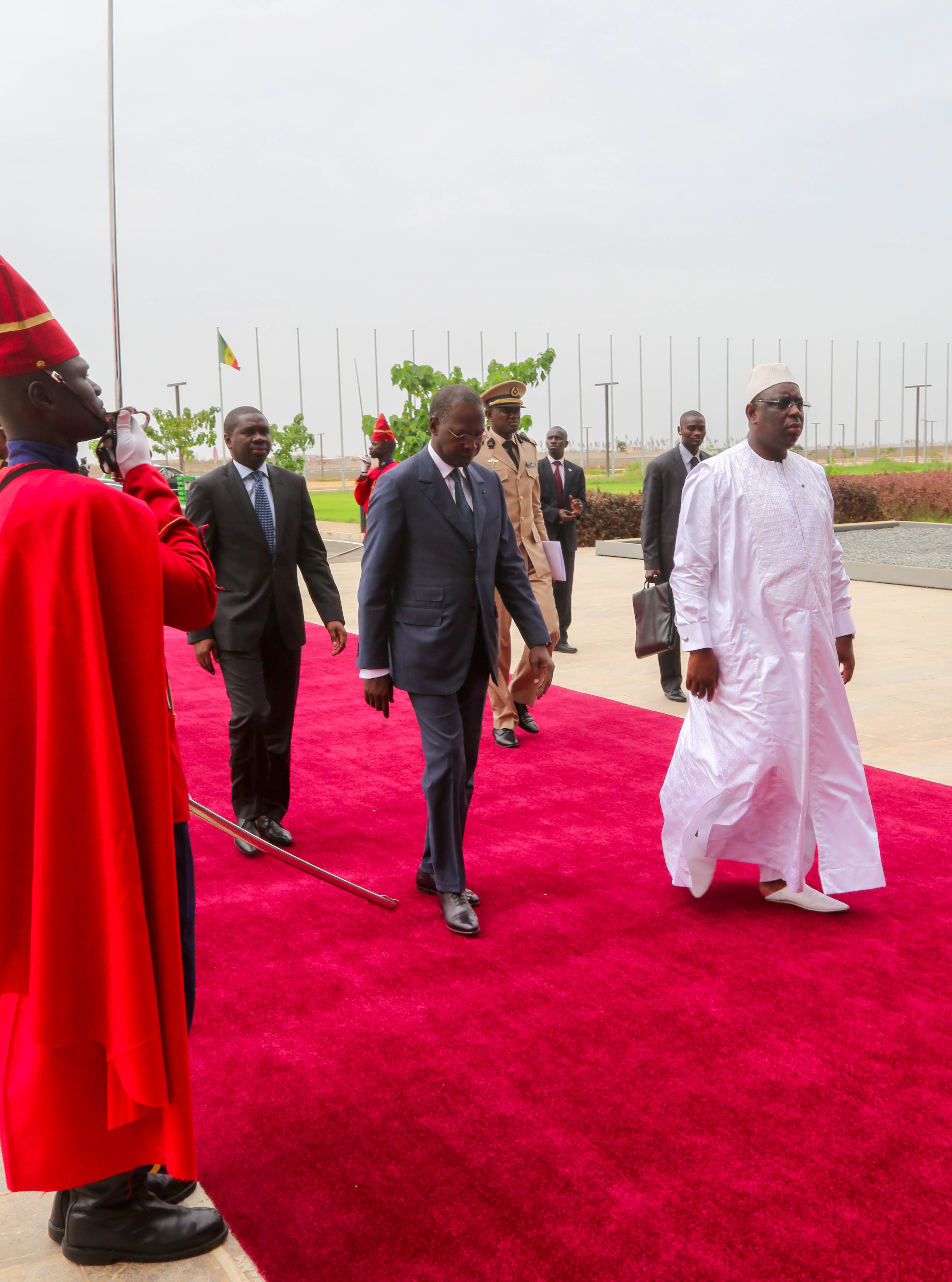 "Conseil des ministres de Fatick : Macky Sall ""offre"" 246 milliards FCFA à sa région"