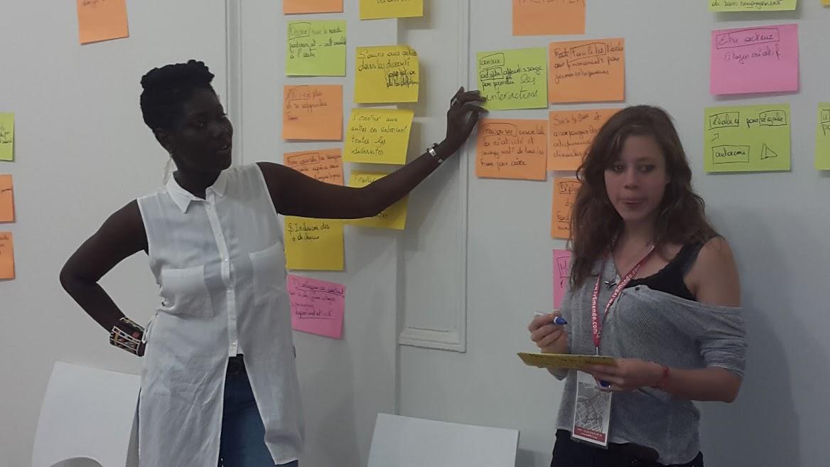 #FMLF2015 - Le projet danse urbaine du Sénégal, de Marième Touré créé la surprise