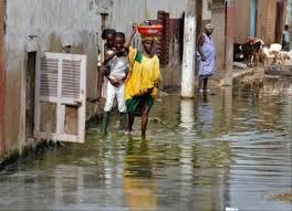 Emprise des inondations : Guinaw rail Nord dénonce le silence des autorités