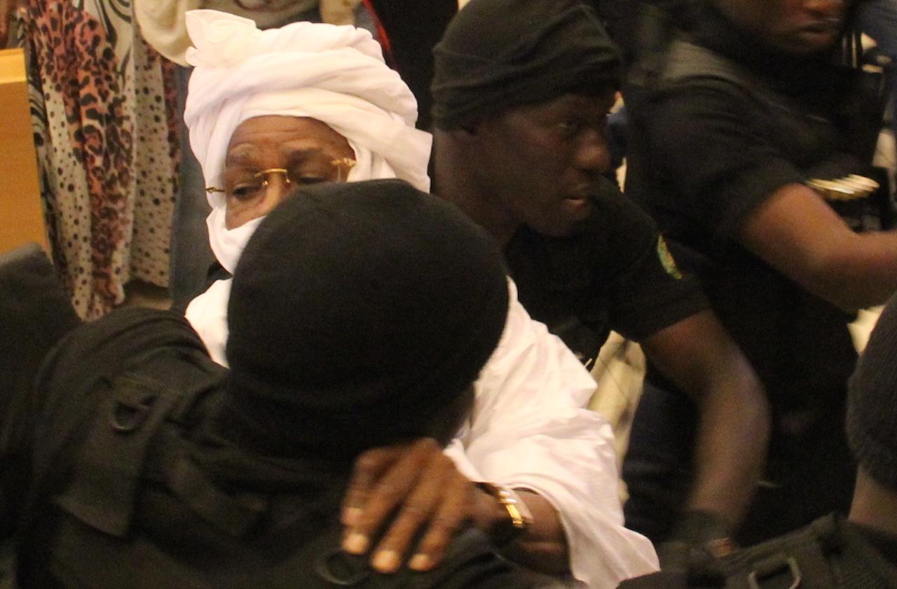 La défense d'Hissein Habré répond aux ministres Tchadiens