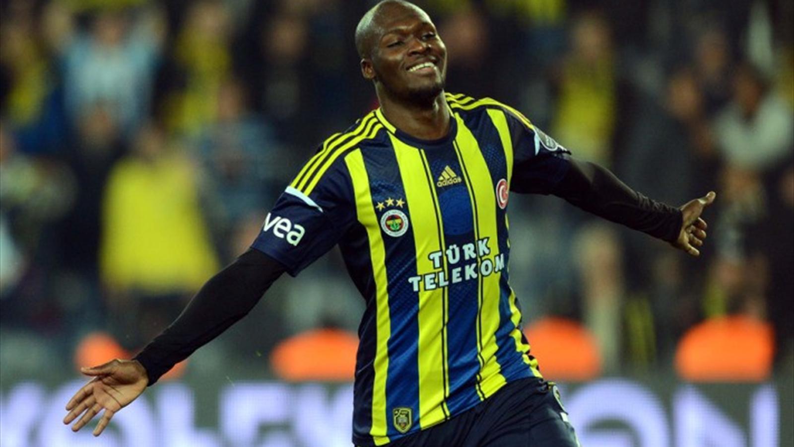Fenerbahce : un nouveau contrat de 4 ans pour Moussa Sow