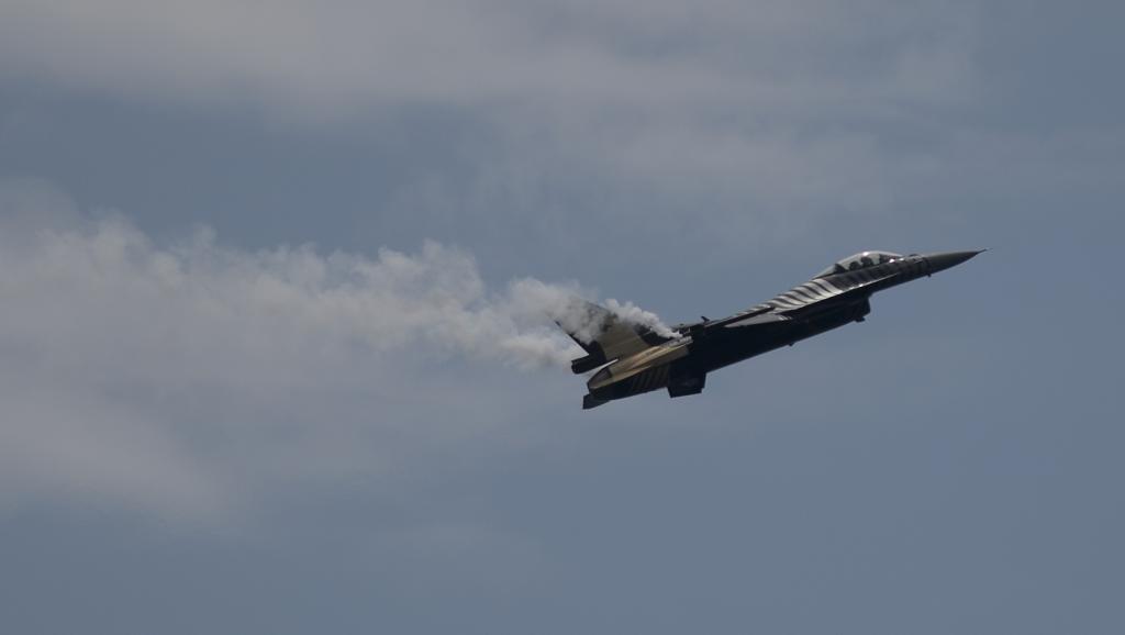 La Turquie bombarde les positions du groupe EI en Syrie