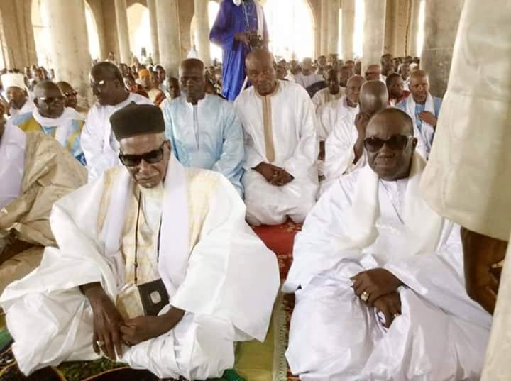 Hivernage, paix sociale: Le Khalife général des Mourides invite à des séances collectives de lecture du Coran, ce lundi 27
