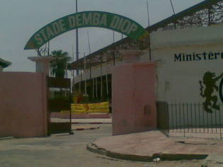 Combat royal: c'est encore le calme plat aux alentours du stade Demba Diop