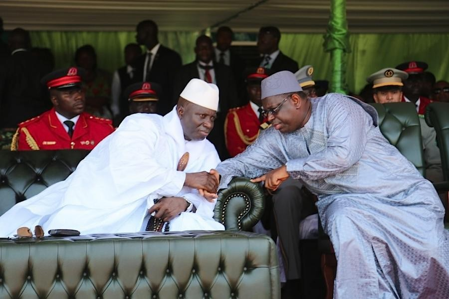Décrispation de l'axe Banjul-Dakar : Jammeh libère 26 détenus sénégalais
