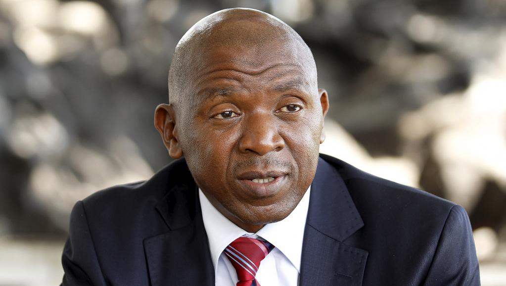 Agathon Rwasa, l'un des principaux opposants burundais. REUTERS/Thomas Mukoya