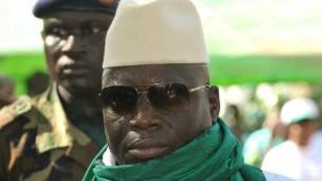 Le président gambien a fait libérer des proches des responsables présumés de la tentative de putsch.