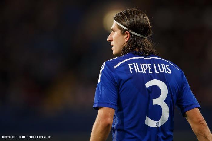 OFFICIEL - Filipe Luis rejoint l'Atletico Madrid