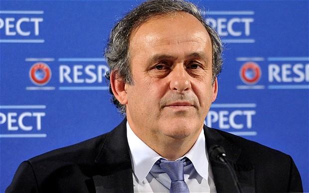 FIFA : Michel Platini déclare sa candidature