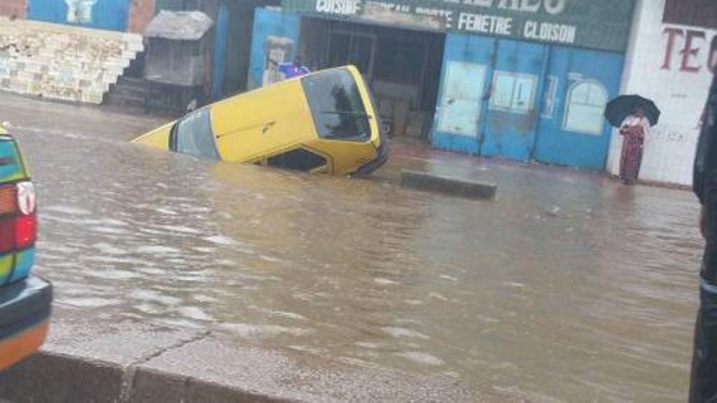 Guinée Conakry: de fortes précipitations font 4 morts