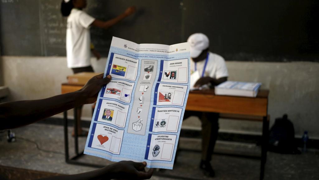 Pour l'ONU, les élections burundaises ne sont pas crédibles