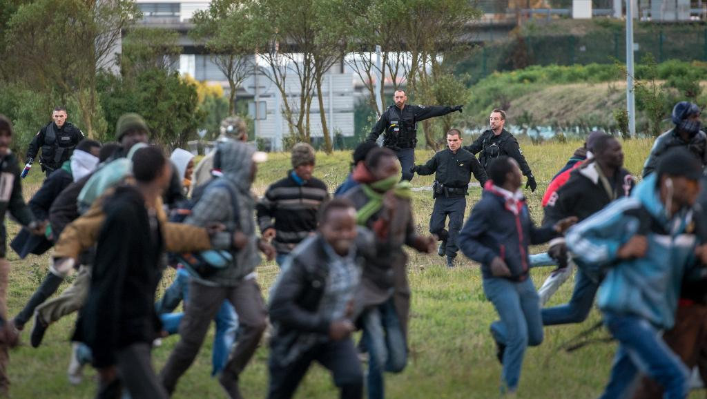 Migrants à Calais: «La route est dangereuse, mais je veux essayer»