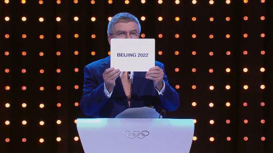 Les JO d'hiver 2022 à Pékin