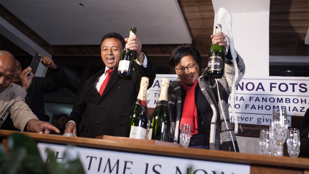 Municipales: Lalao Ravalomanana crie déjà victoire à Antananarivo