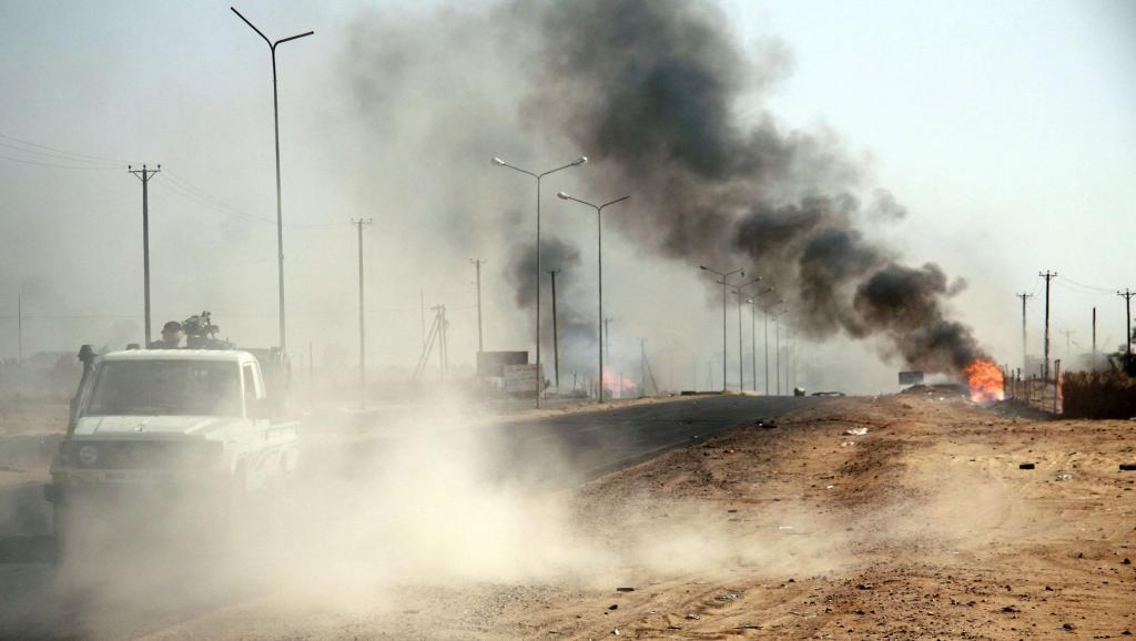 Déjà en 2012, des affrontements entre tribus avaient fait des centaines de morts. Ici, à Sebha, principale ville du Sud libyen, le 28 mars 2012. REUTERS/Ibrahim Azagaa