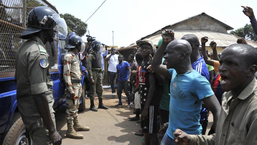 En Guinée, un niveau de violences politiques «inacceptable»