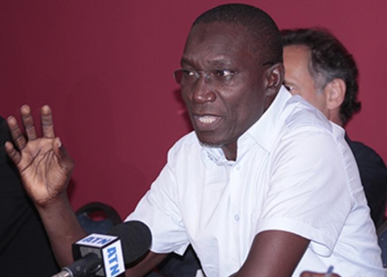 Arrestation d'El Hadji Thiaw : Hors de lui, Me El Hadji Amadou Sall dénonce