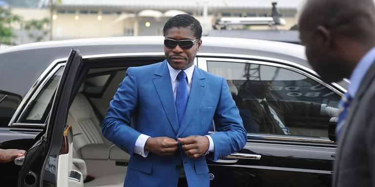 """Biens mal acquis par Teodorin Obiang: la Société Générale sous """"statut de témoin assisté"""""""