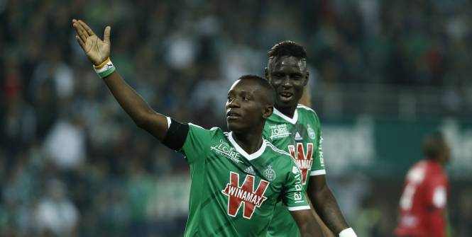 Bournemouth officialise le recrutement de Max-Alain Gradel (Saint-Etienne)