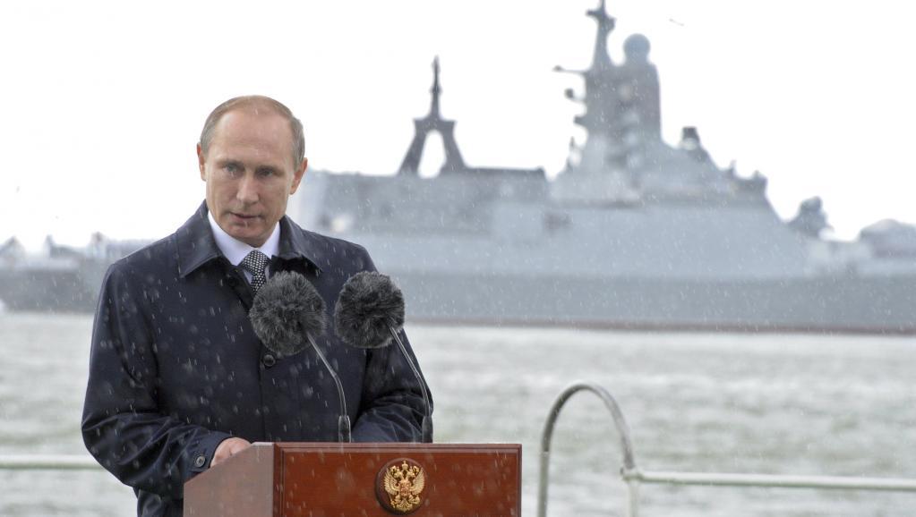 La Russie revendique 1,2 million de km² dans l'océan Arctique