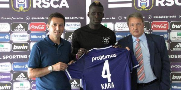Officiel : Kara Mbodji s'engage avec Anderlecht