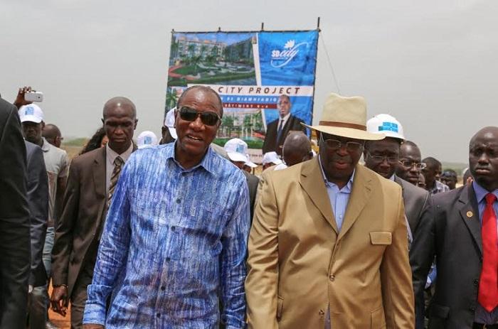 PSE : Alpha Condé  salut la vision du président Macky Sall