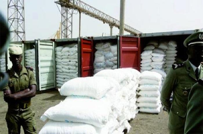Suspension du gel sur l'importation du sucre : une aubaine pour la douane