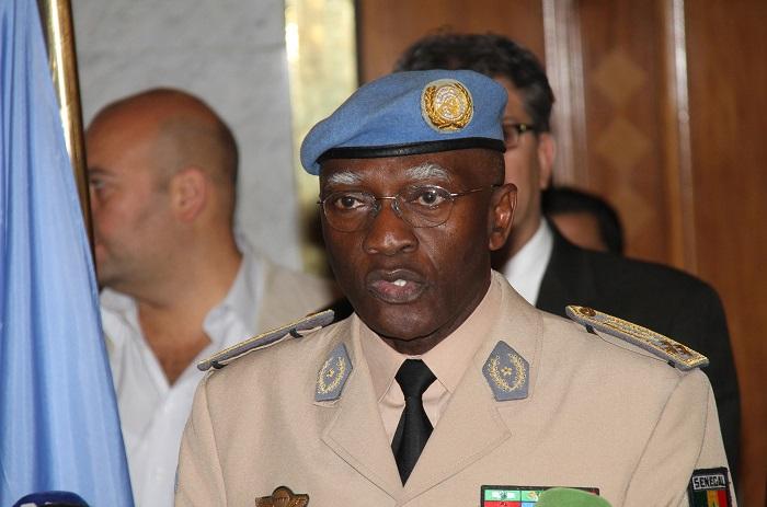 Général Babacar Gaye : «Je suis dans un état d'esprit guidé par le devoir».
