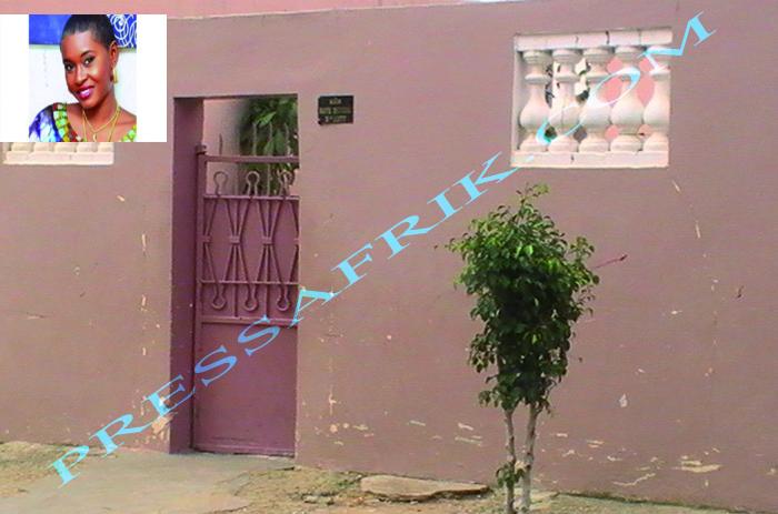 Reportage au domicile familial - Fama Diop devait démarrer son stage ce lundi à l'APS