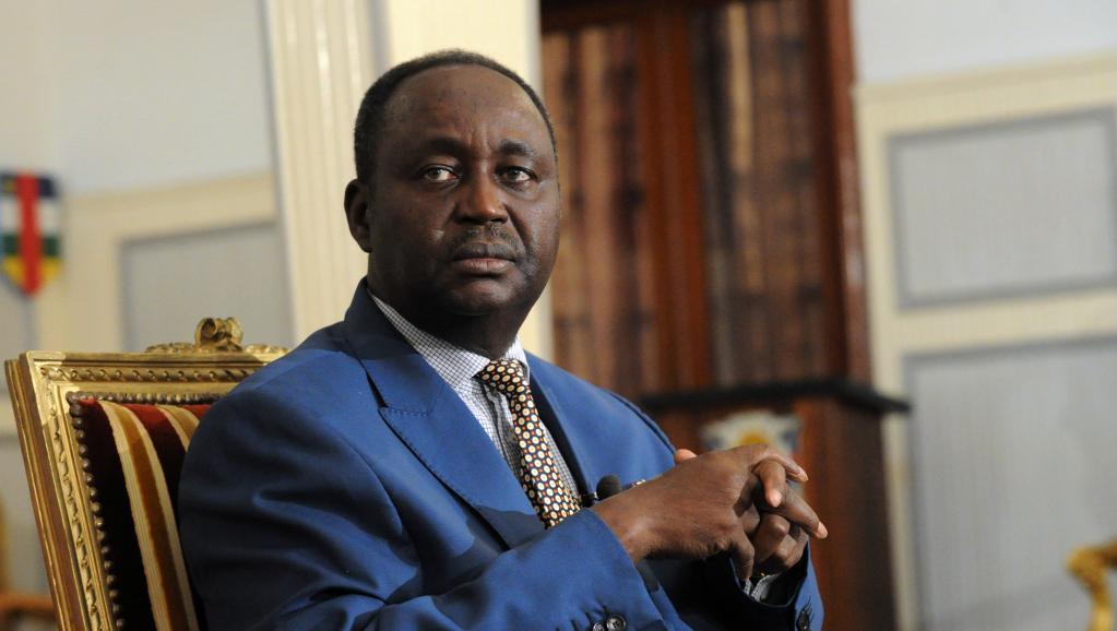 RCA: le leader du KNK, le parti de Bozizé, placé en garde à vue