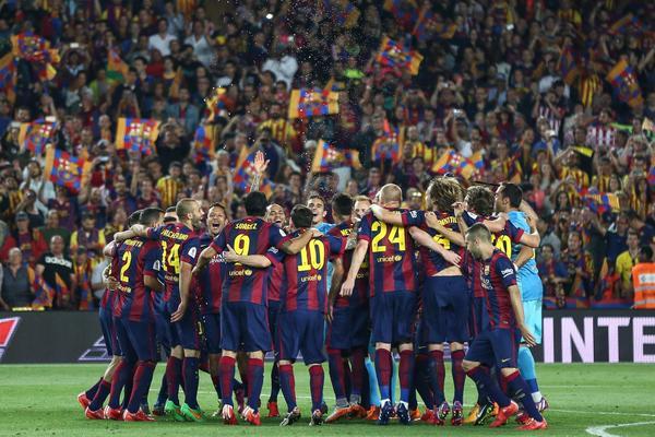 Supercoupe d'Espagne: le Barça espère un miracle ce soir face à Bilbao