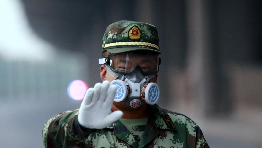 A Tianjin, la menace de nouvelles explosions plane toujours