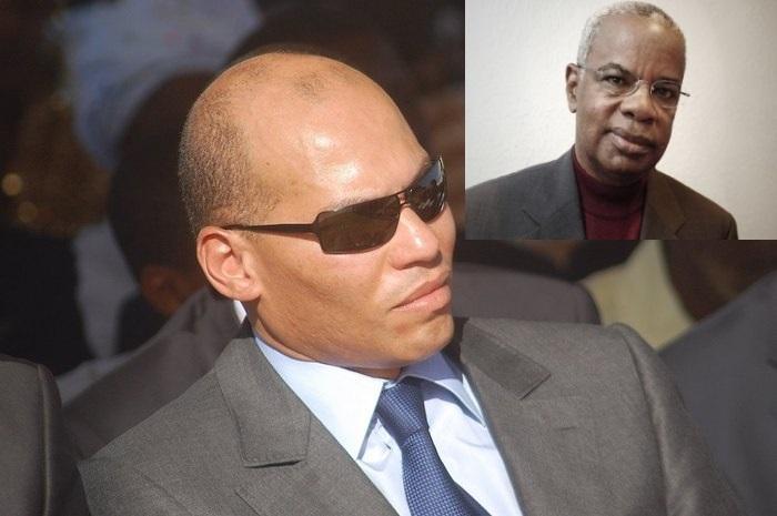 Carnet de visites : Karim Wade méprise et élude tout sujet lié à Djibo