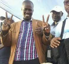 Mamadou lamine  Mansaly  retrouve sa  liberté  de ton
