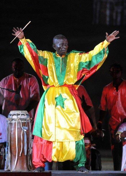 Hommage à Doudou Ndiaye Rose: le chef de l'église salue sa contribution au dialogue islamo chrétien